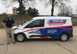 NOVUS GLASS OPENS IN CENTRAL IOWA
