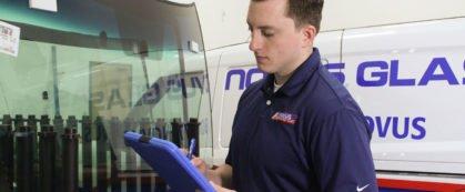 Novus windshields