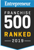 Franchise 500 Logo