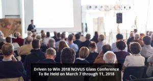 NOVUS Glass Conference