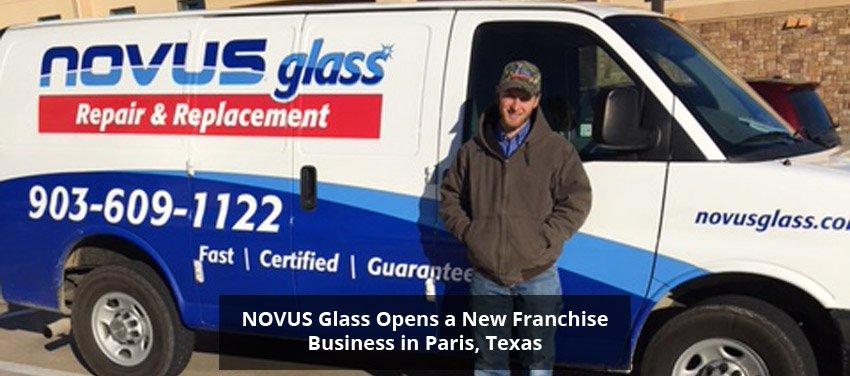 NOVUS Glass In Paris