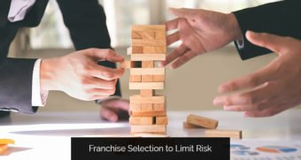 Franchise Selection to Limit Risk