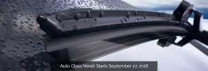 Auto Glass Week Starts September 27, 2018