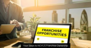 Your Steps to NOVUS Franchise Ownership