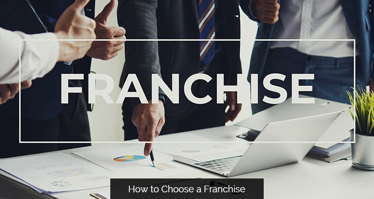How to Choose a Franchise