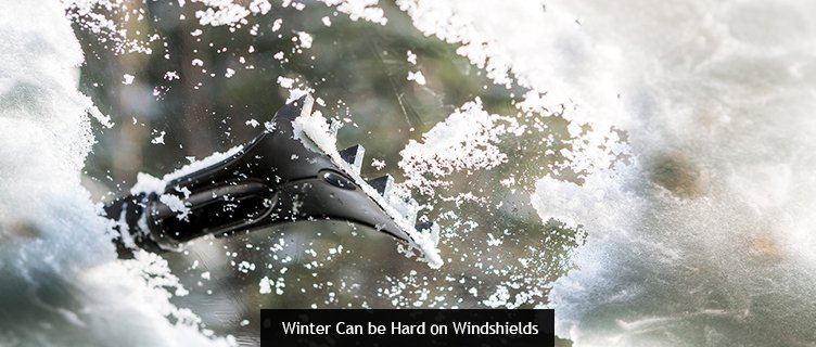 Winter Can be Hard on Windshields