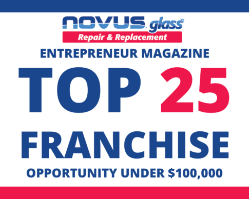 Novus Named Top Affordable Franchise Opportunity By Entrepreneur Magazine