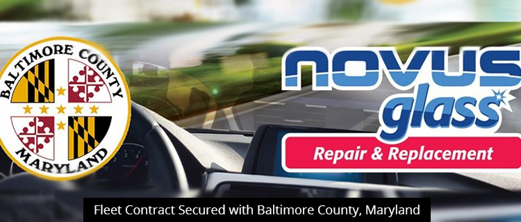 Fleet Contract Secured with Baltimore County, Maryland