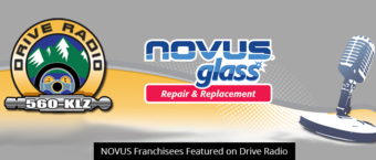 NOVUS Franchisees Featured on Drive Radio